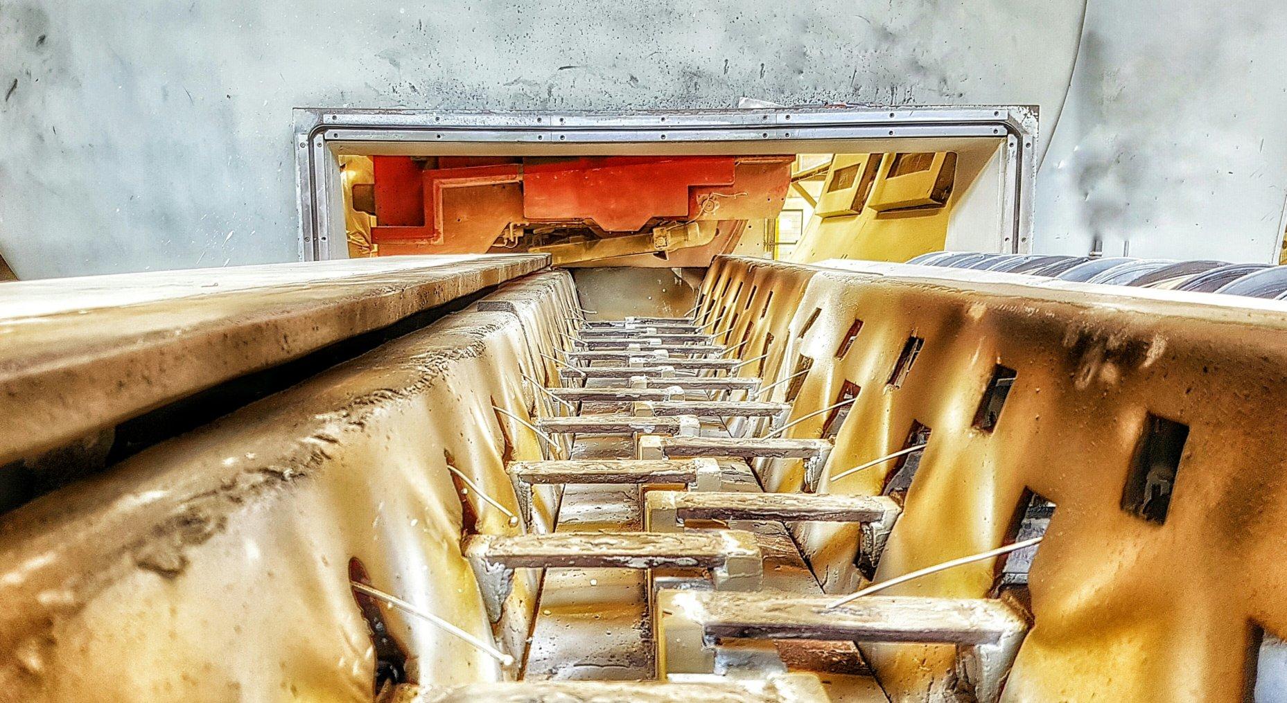 Metallizzazione Evaporatori 1